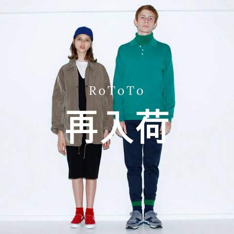 "ギフト率No,1 RoToToの靴下再入荷!【RoToTo : Teasel Socks ""OUTLAST®"" , Yoo-Hoo SoCKS , Double Face Socks ""SILK&COTTON"" 】"