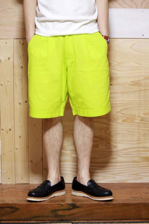 【ラスト1点】GOOD COLOR BIG SHORTS