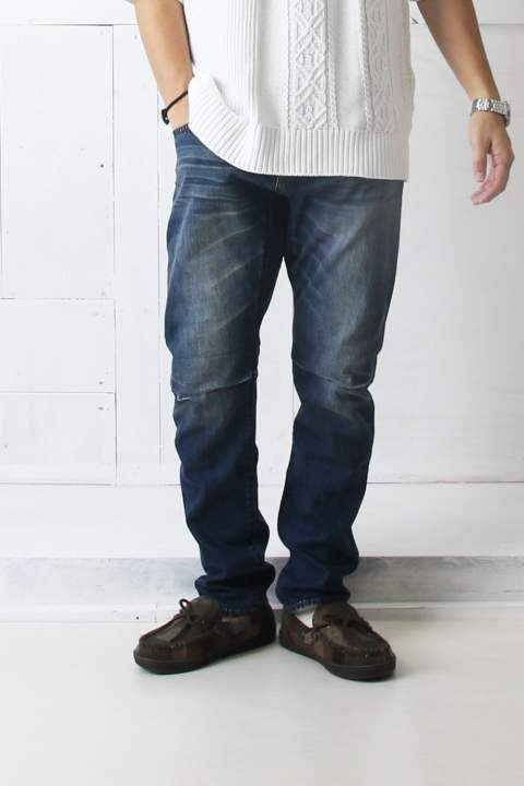 Salvage 5Pocket Denim 'MEEL'